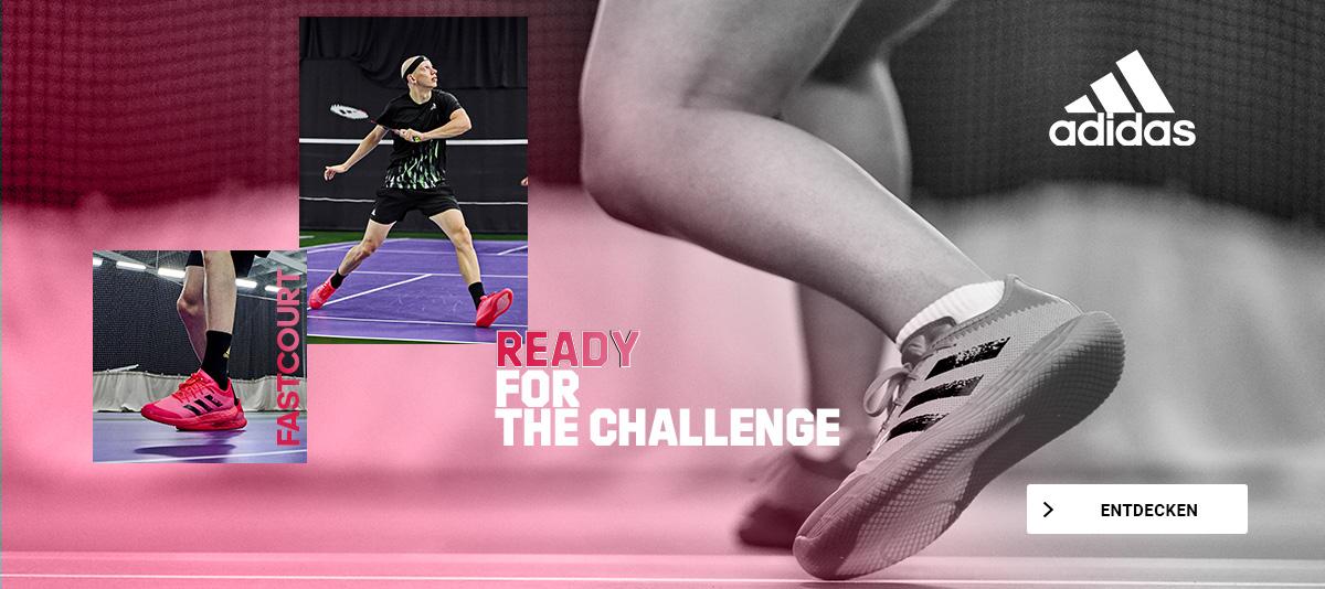 Adidas badmintonschuhe Adizero Fastcourt