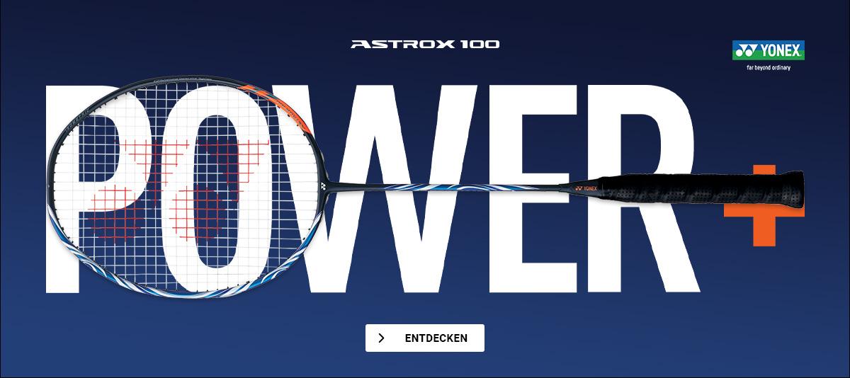 Yonex Badminton-Schläger