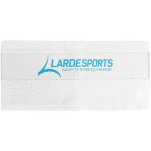 LARDE SPORTS HANDTUCH LOGO 2391C