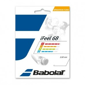 BABOLAT BADMINTON SAITEN I-FEEL 68 (GARNITURE 10 M)