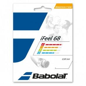 BABOLAT BADMINTON SAITEN IFEEL 68 (ROLLE - 200M)