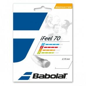 BABOLAT BADMINTON SAITEN IFEEL 70 (ROLLE - 200M)