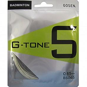 GOSEN BADMINTON SAITEN G-TONE 5 (SET - 10M)
