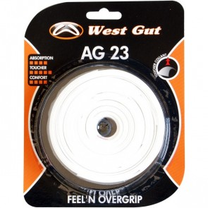 WEST GUT OVERGRIPS LISSE (X10)