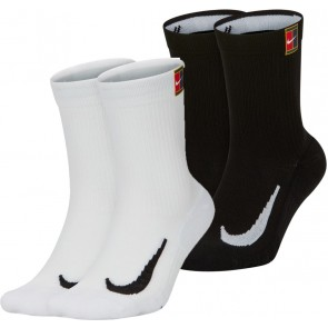 2 PAAR NIKE SPORTSOCKEN CUSHION CREW